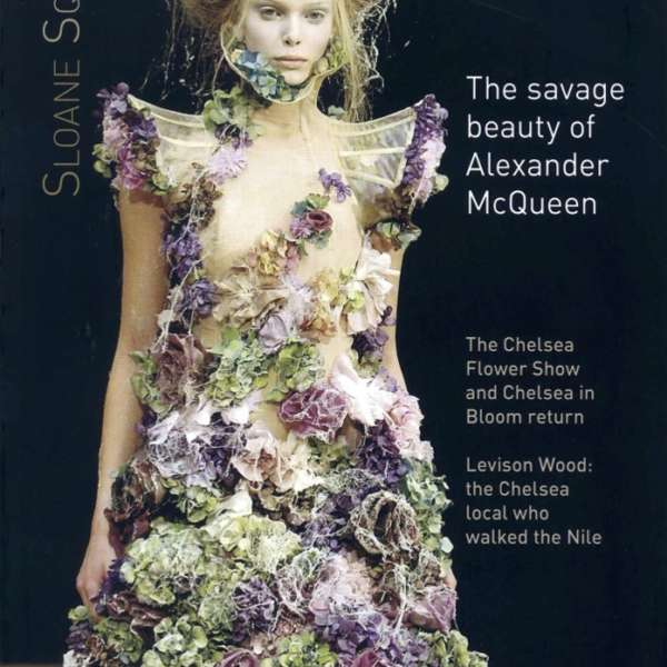Sloane Square Magazine April 2015 Cover
