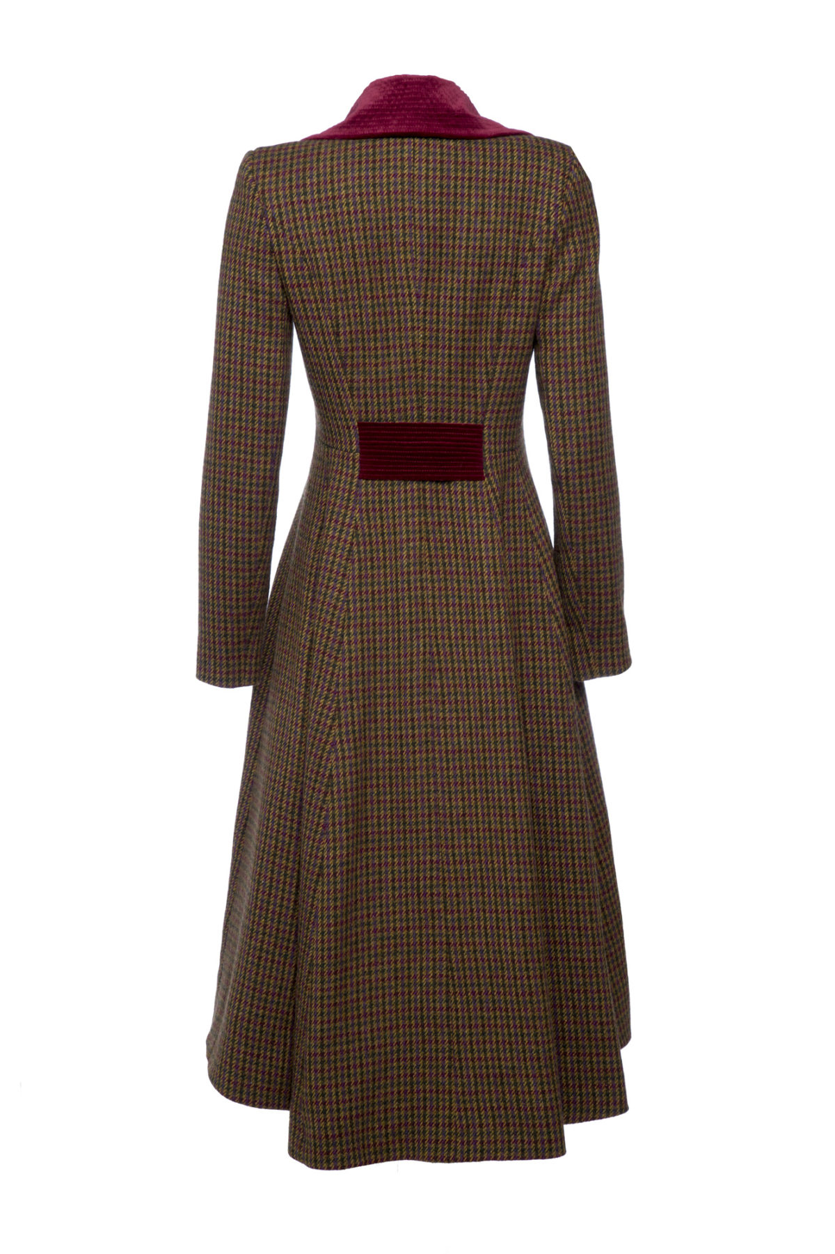 Pip Howeson Mary Coat Back