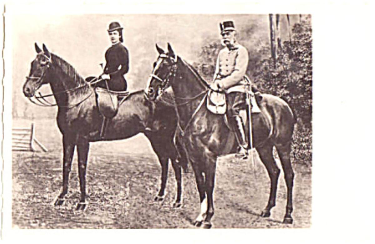 Austrian  Emperor  Frances  Joseph And  Empress  Elizabeth  Sisi Empress Elisabeth Sissi 28285628 449 292
