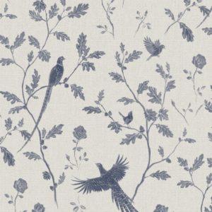 Pip Howeson Linen Blue