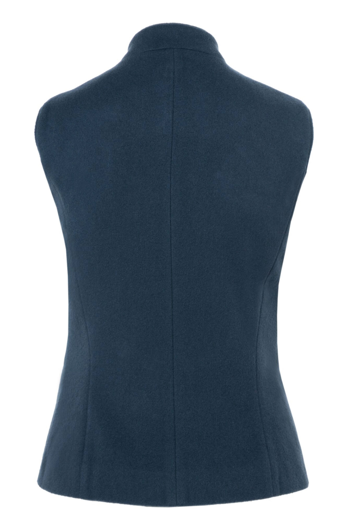Pip Howeson Annie Waistcoat Pale Blue Back