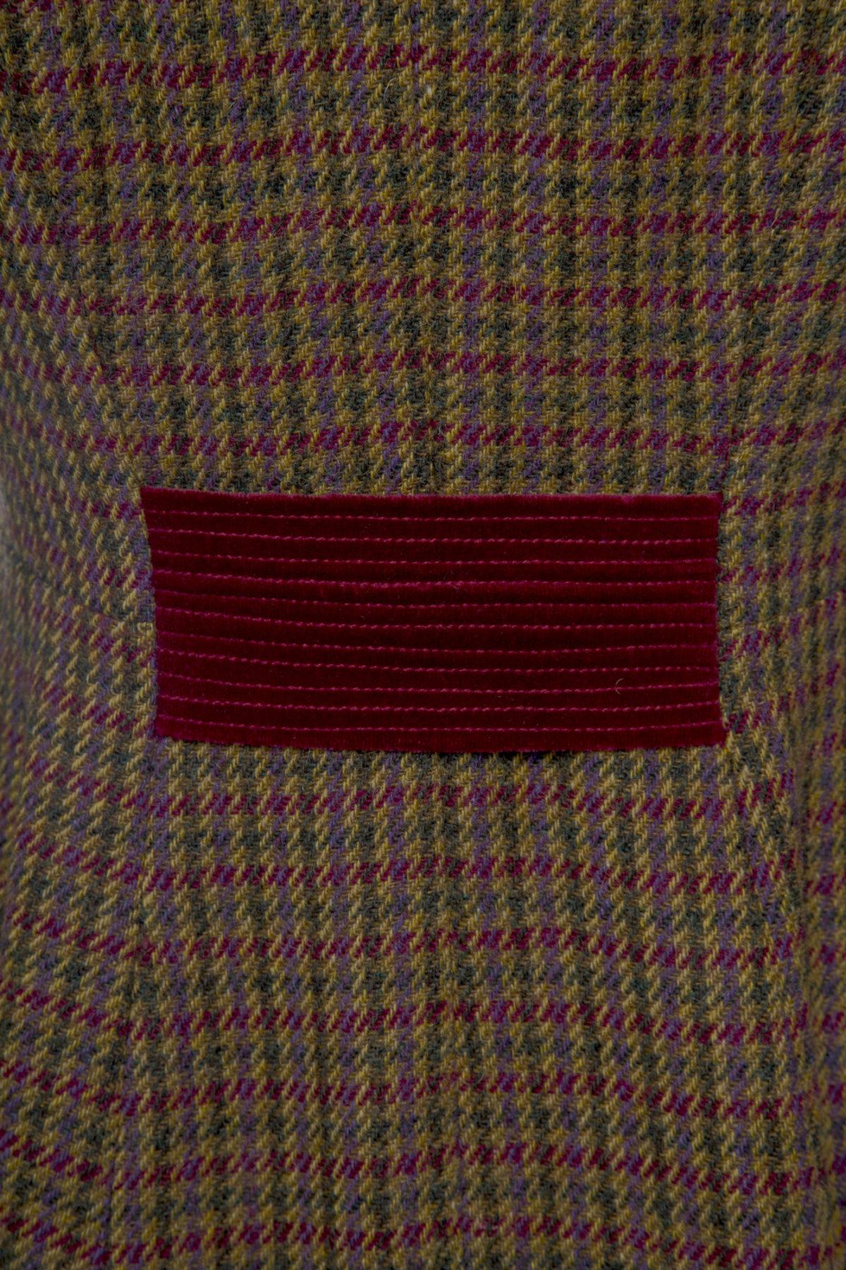 Pip Howeson Mary Coat Belt Detail