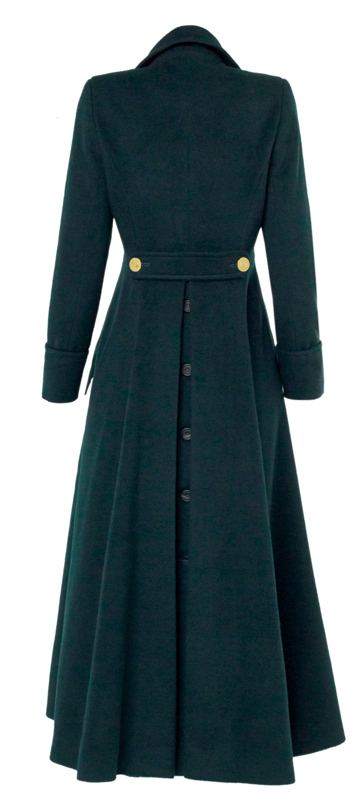 Pip Howeson Margot Long Coat Reverse