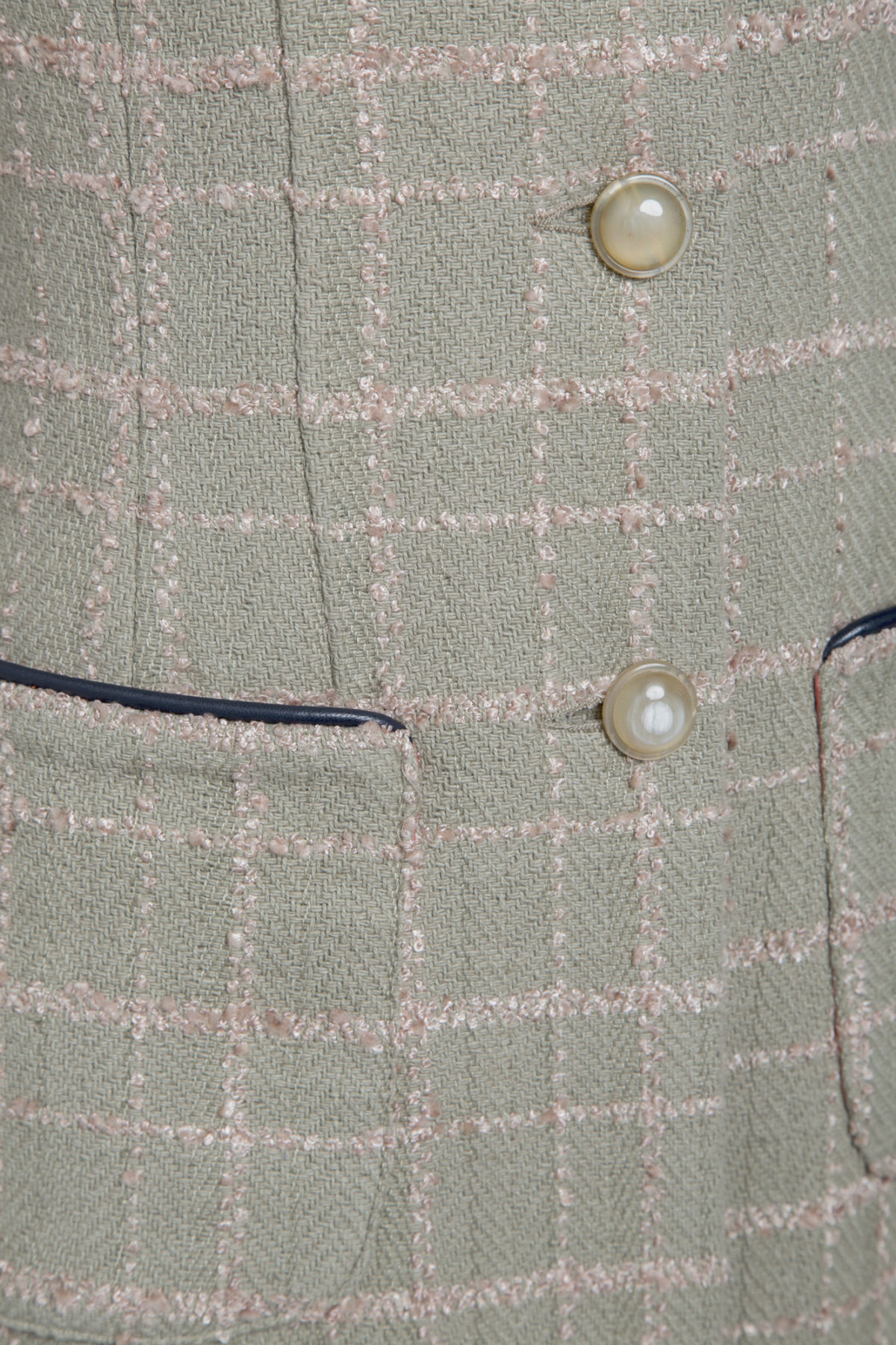 Pip Howeson Esther Coat Pocket Detail
