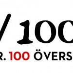 100/1000 -kampanjens logo