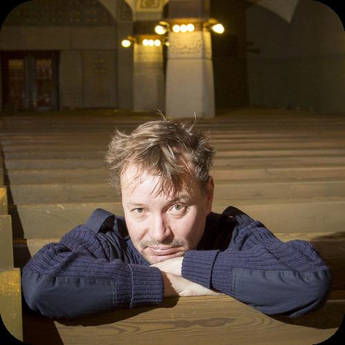 Pauli Hanhiniemi Tuomiokirkossa