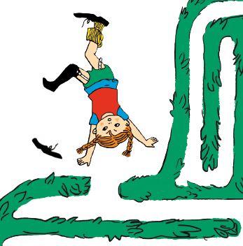 Pippi-labyrint!  förhandsvisning