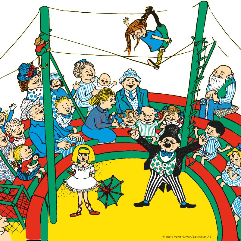 Cirkusföreställning