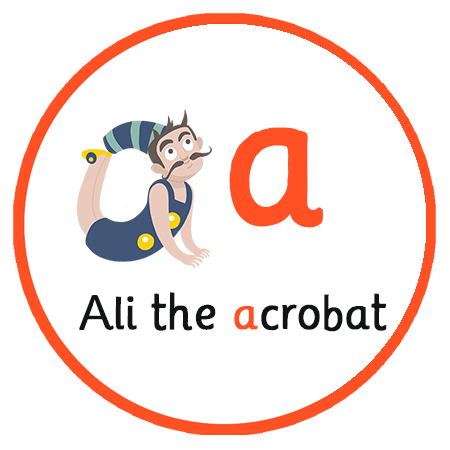 A ali the acrobat