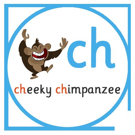 Ch ch cheeky chimpanzee