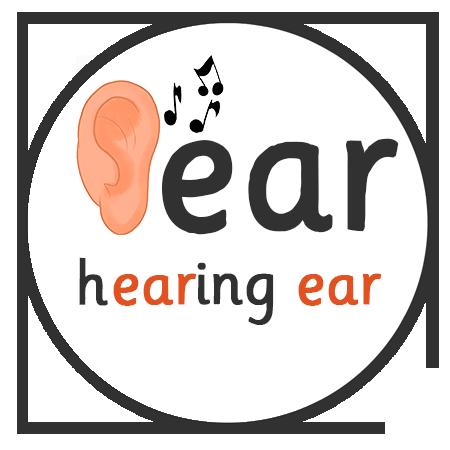 Ear ear hearing ear