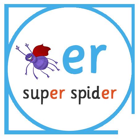 Er er super spider