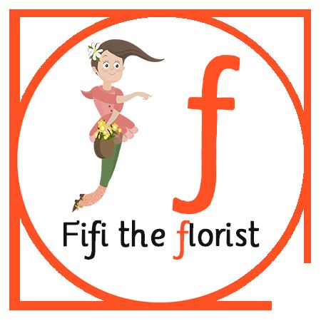 F fifi the florist