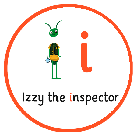 I izzy the inspector