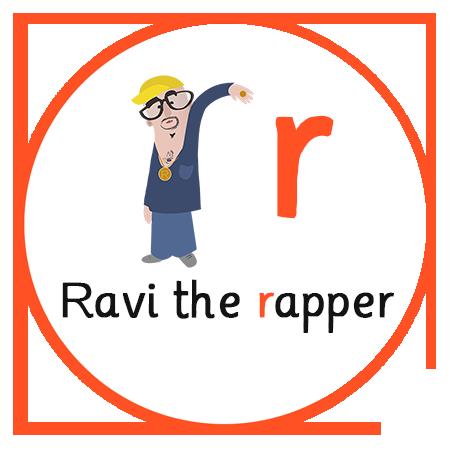 R ravi the rapper