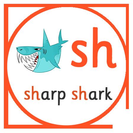 Sh sh sharp shark