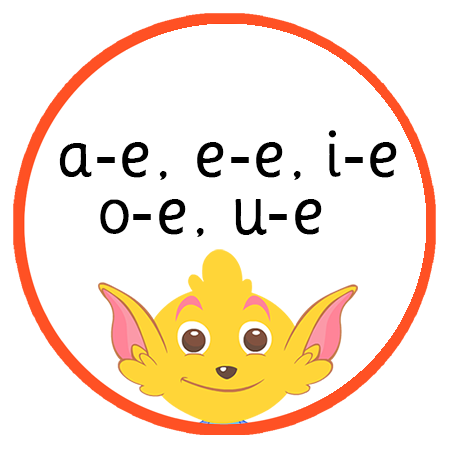 Sticker a e e e i e o e u e
