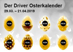 Driver Osterkalender