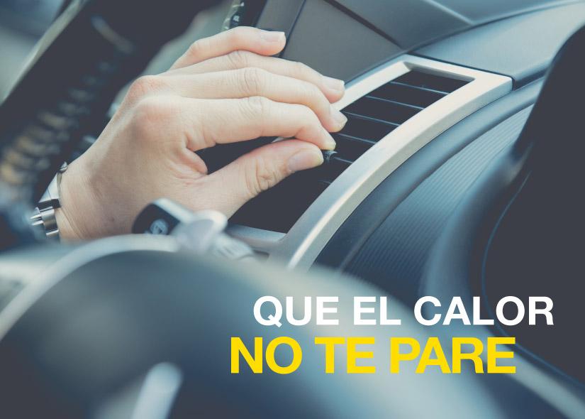 driver - Aire Acondicionado + Filtro