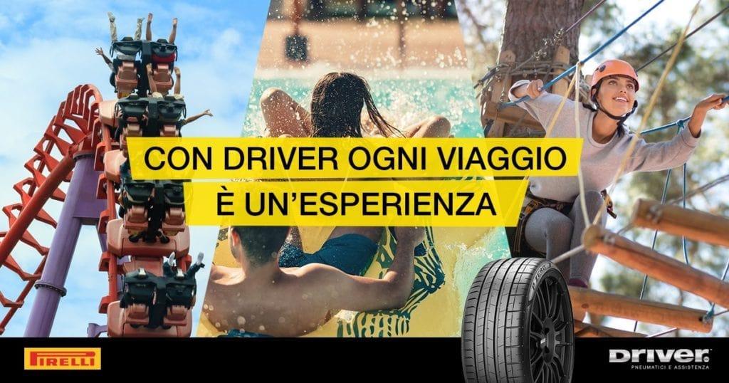 DIVERTITI CON DRIVER!