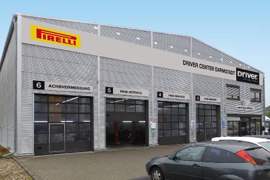 reifenh ndler und auto service in darmstadt driver center. Black Bedroom Furniture Sets. Home Design Ideas
