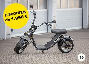 E-Scooter jetzt bestellen!