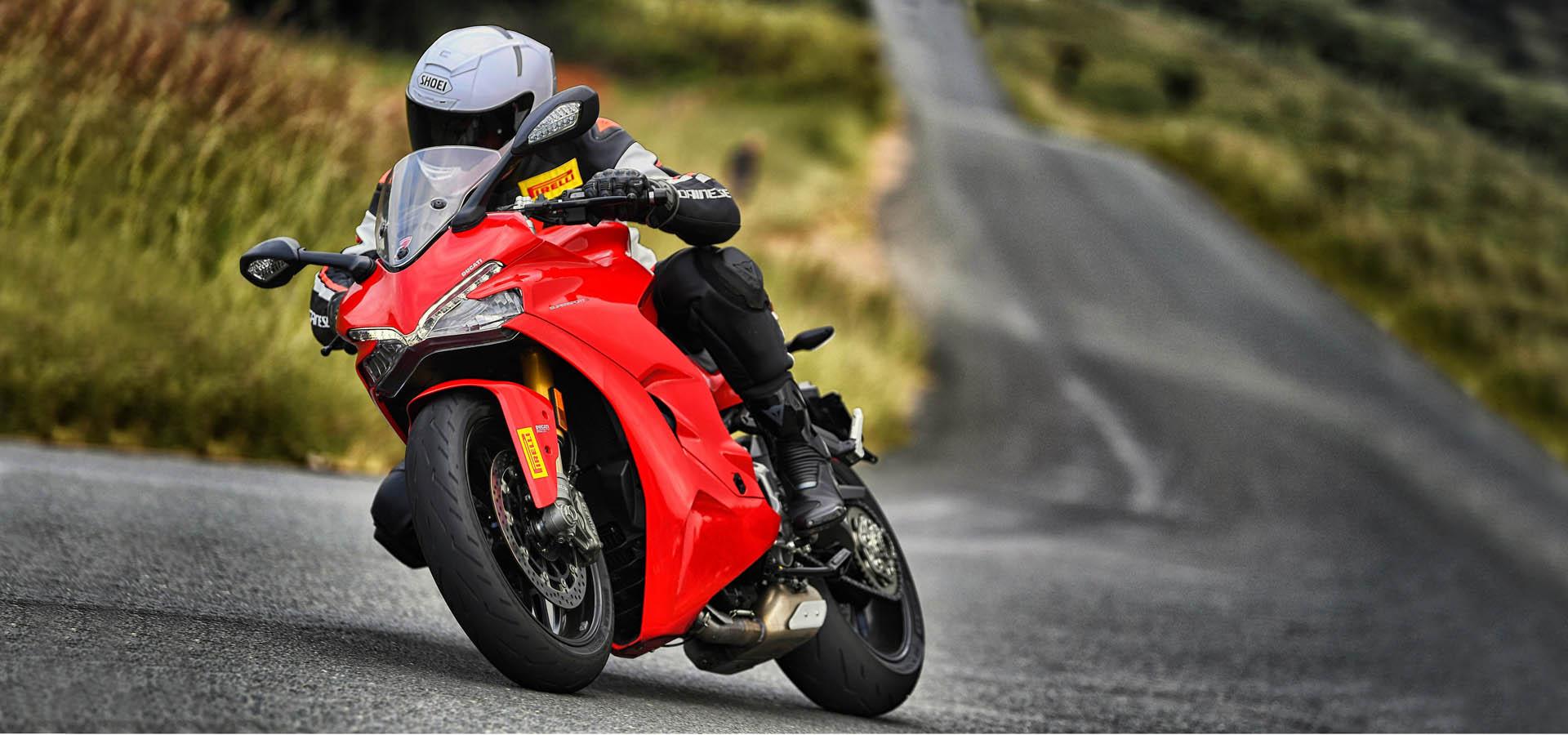 Motorrad CorsaII