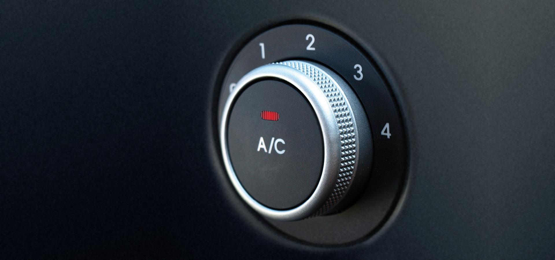 Recarga del aire acondicionado