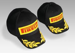 Merchandising Pirelli