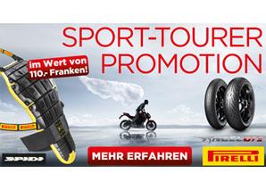 Motorrad promotion