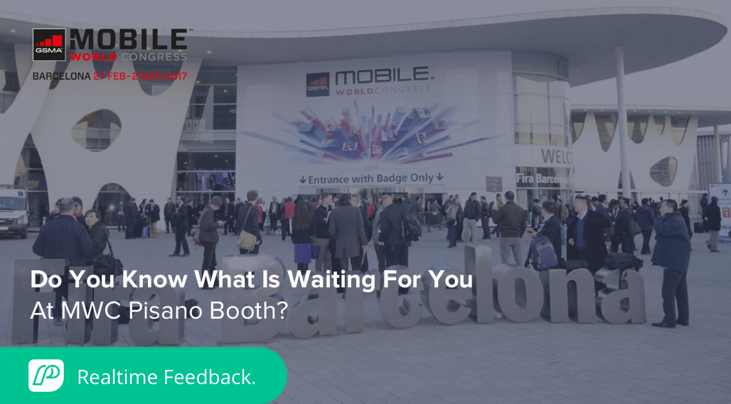Do You Know What Is Waiting For You At MWC Pisano Booth?