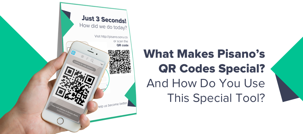 Collecting Realtime Feedback with Pisano QR Code Forms