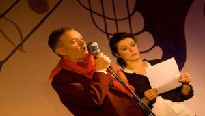 """""""Il Teatro nel magazzino"""". Al via la stagione teatrale a Molina di Quosa 637490321ba"""