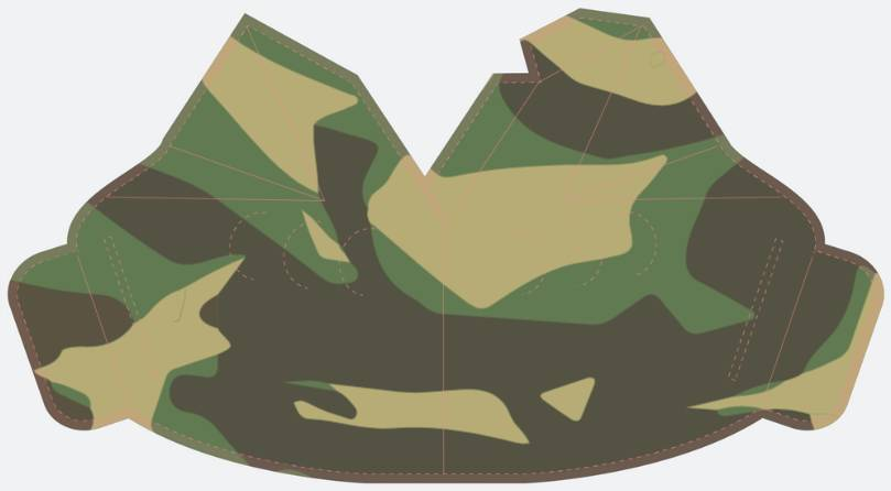 Camouflage _ Pattern 6