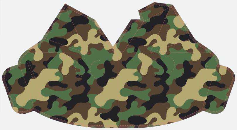 Camouflage _ Pattern 1