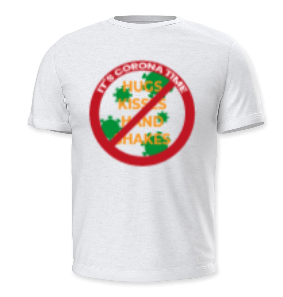 T-shirt _ Corona 008