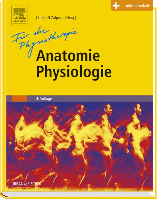Plus im Web : Anatomie Physiologie für die Physiotherapie