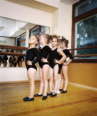"Rob Hornstra  aus der Serie ""Ballets Russes"" / ""The Sotchi Project"""