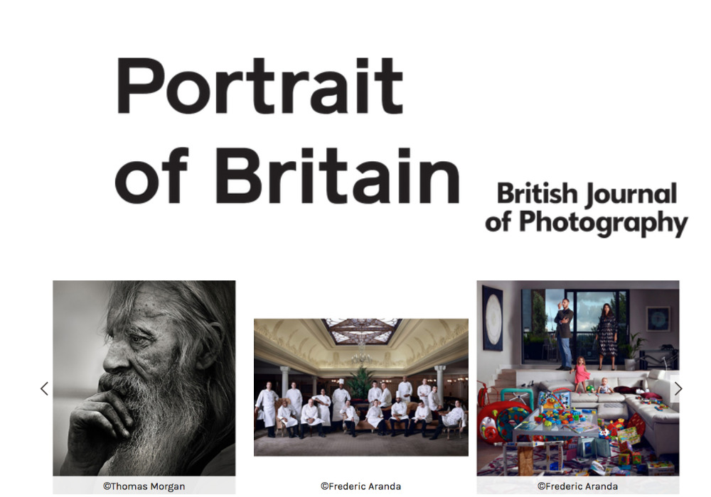 Portrait britain
