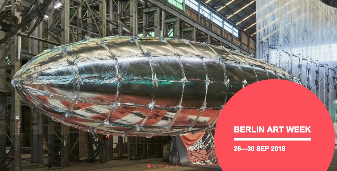 Berlinartweek