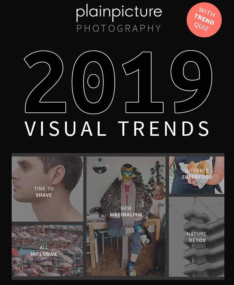 Plainpicture visualtrends 2019