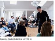 Reporter akademie berlin