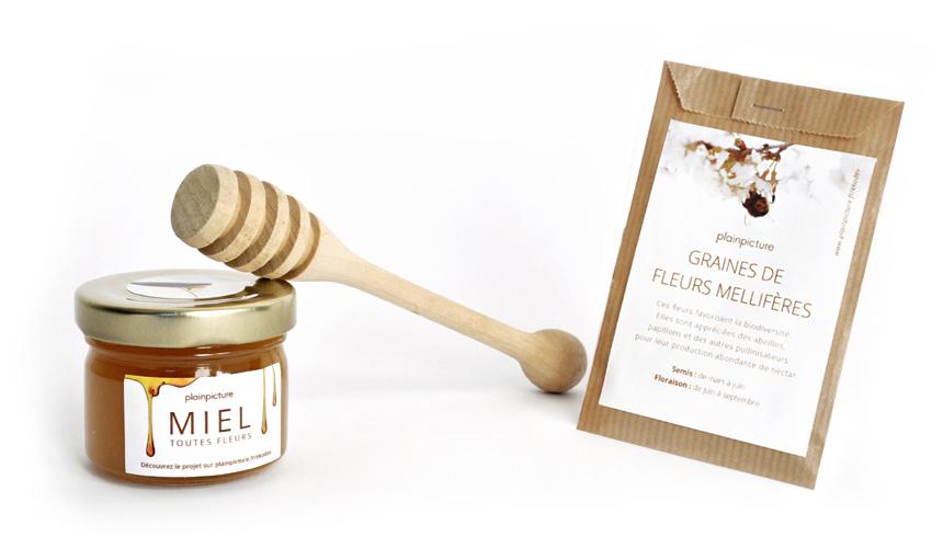 Plainpicture honey