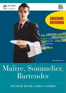 Maître, Sommelier, Bartender