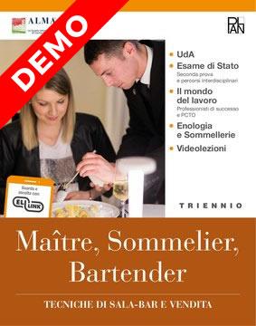Maître, Sommelier, Bartender B (demo)