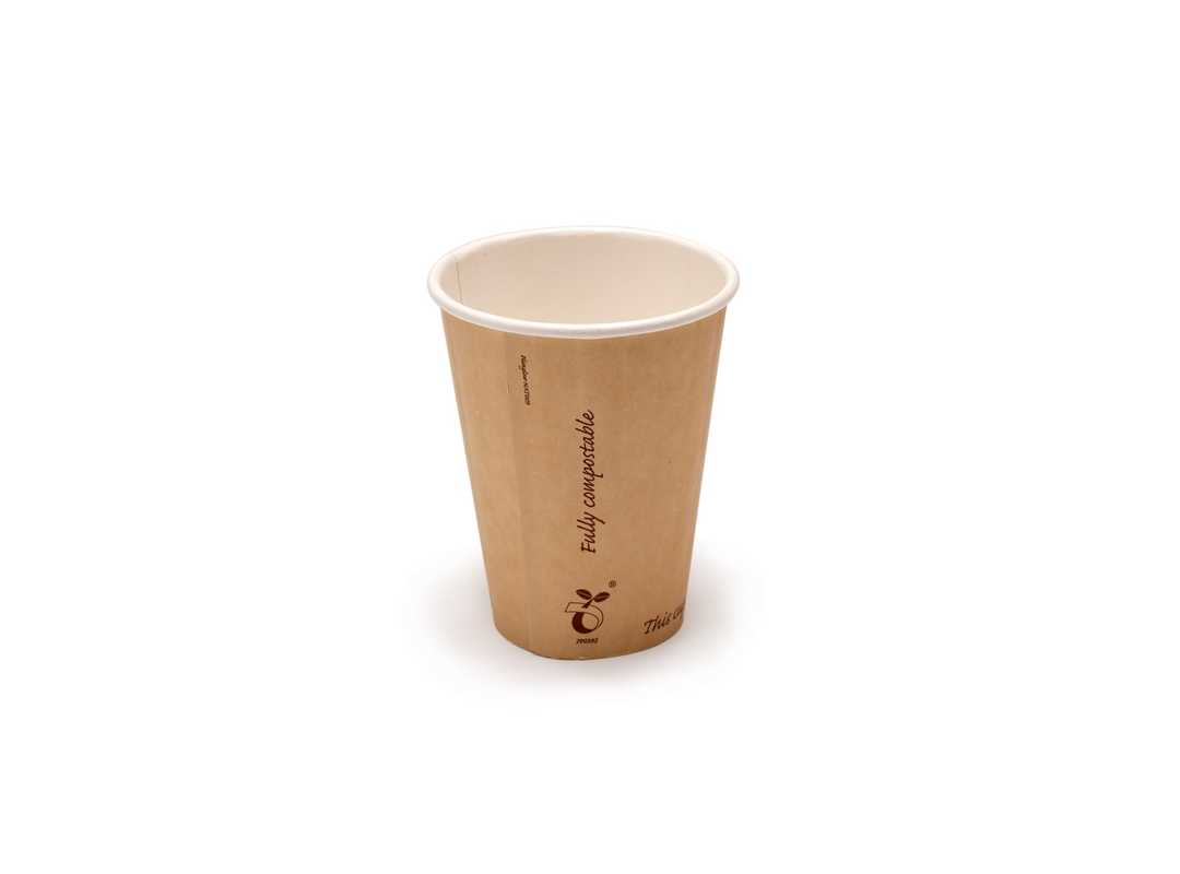 NAT009 - Natural 8oz Bio Cup