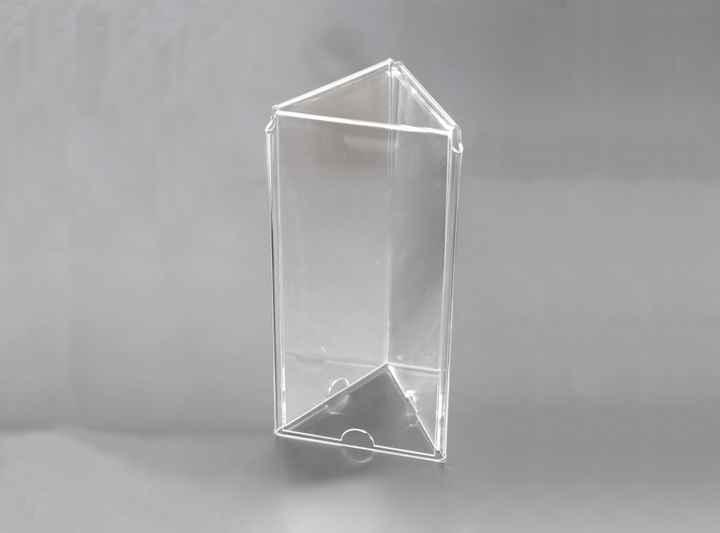 MEN006 - A4 3 Sided Acrylic Menu Holder