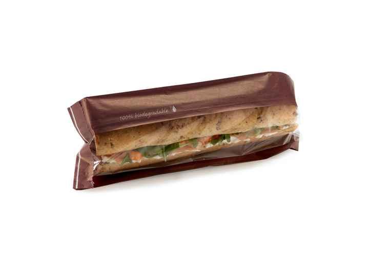 ROS006 - Rosso Baguette Bag