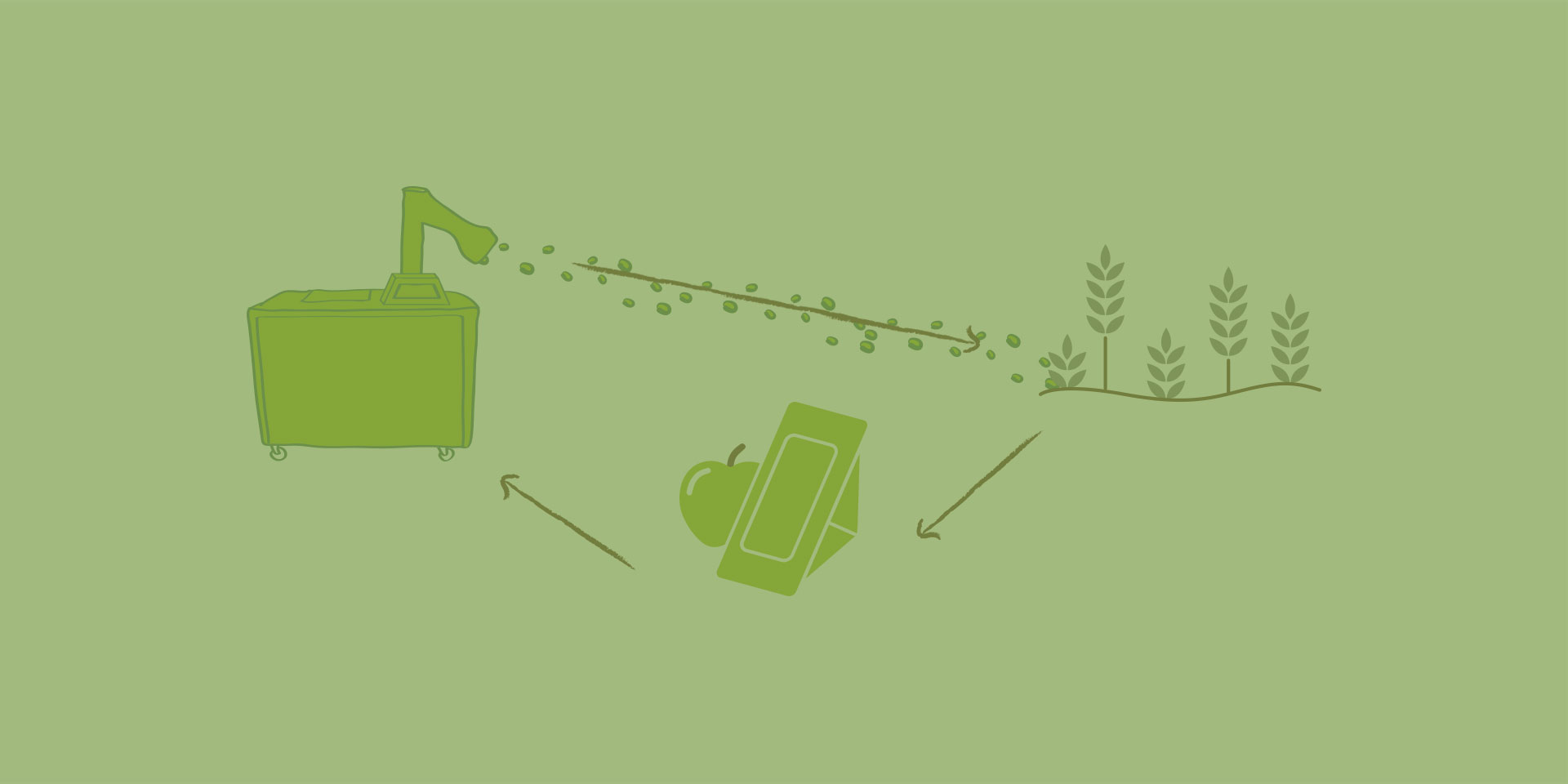 No Compostable Collection Services Available in Your Area? image