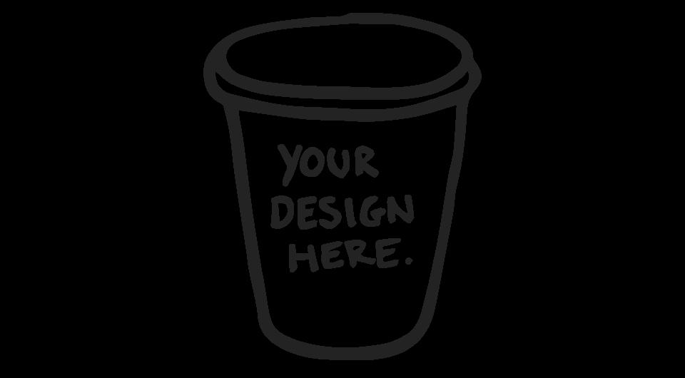 Custom Design Coffee Cups
